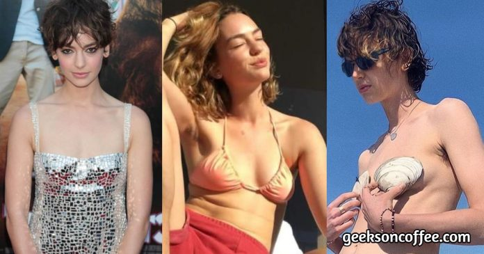 51 Hottest Brigette Lundy-Paine Pictures Are A Pinnacle Of Beauty