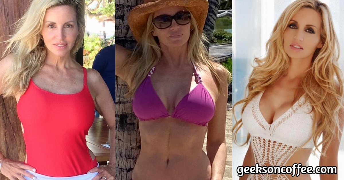 51 Hottest Camille Grammer Pictures You Just Can't Get Enough Of
