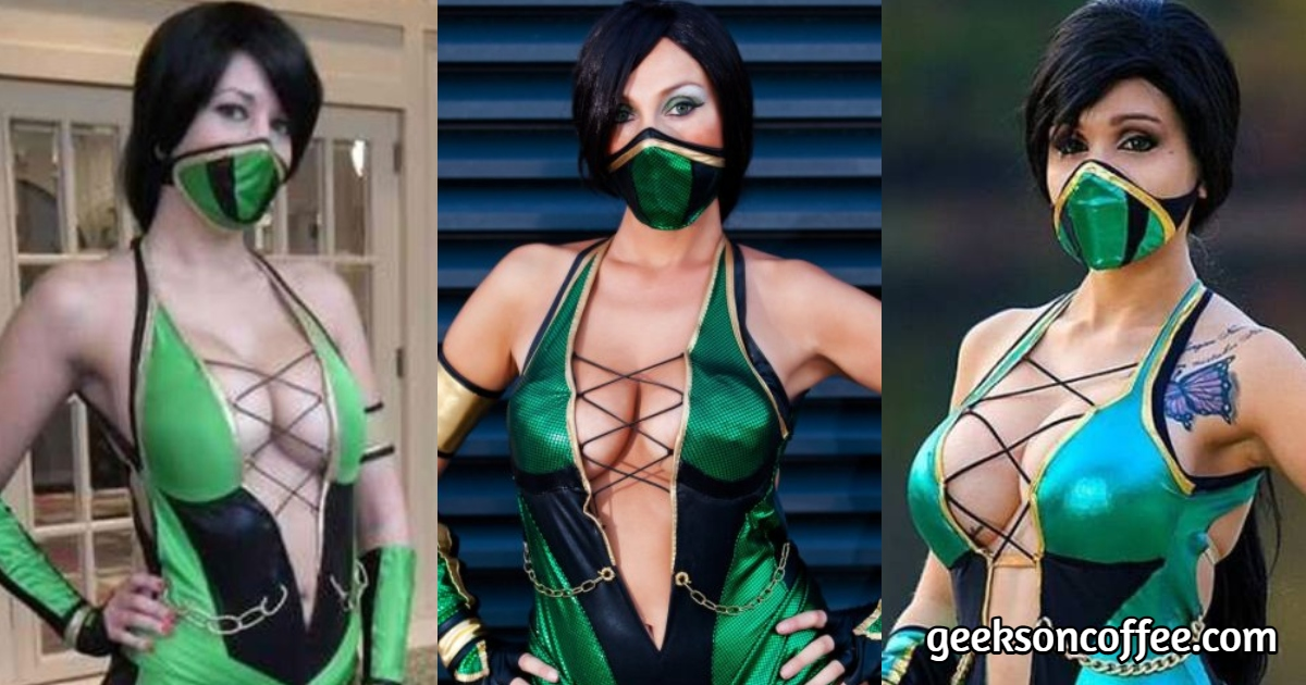 51 Hottest Jade Mortal Kombat Pictures Will Bring Out Your Deepest Desires