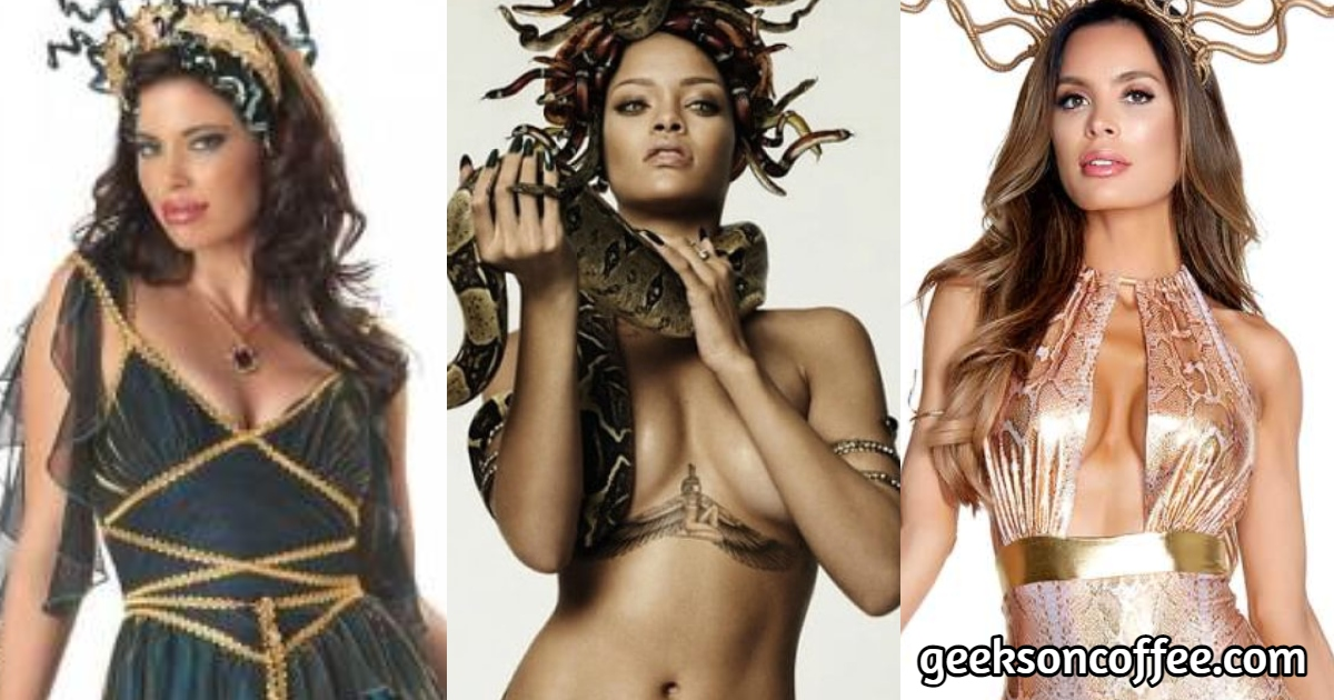 51 Hottest Medusa Pictures Make Her A Thing Of Beauty