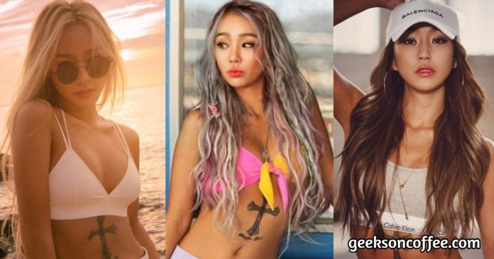 51 Hyolyn Hot Pictures That Make Her An Icon Of Excellence