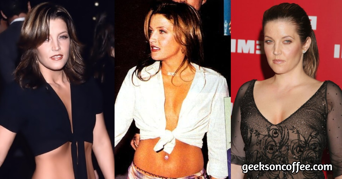 51 Lisa Marie Presley Hot Pictures That Are Sure To Make You Break A Sweat