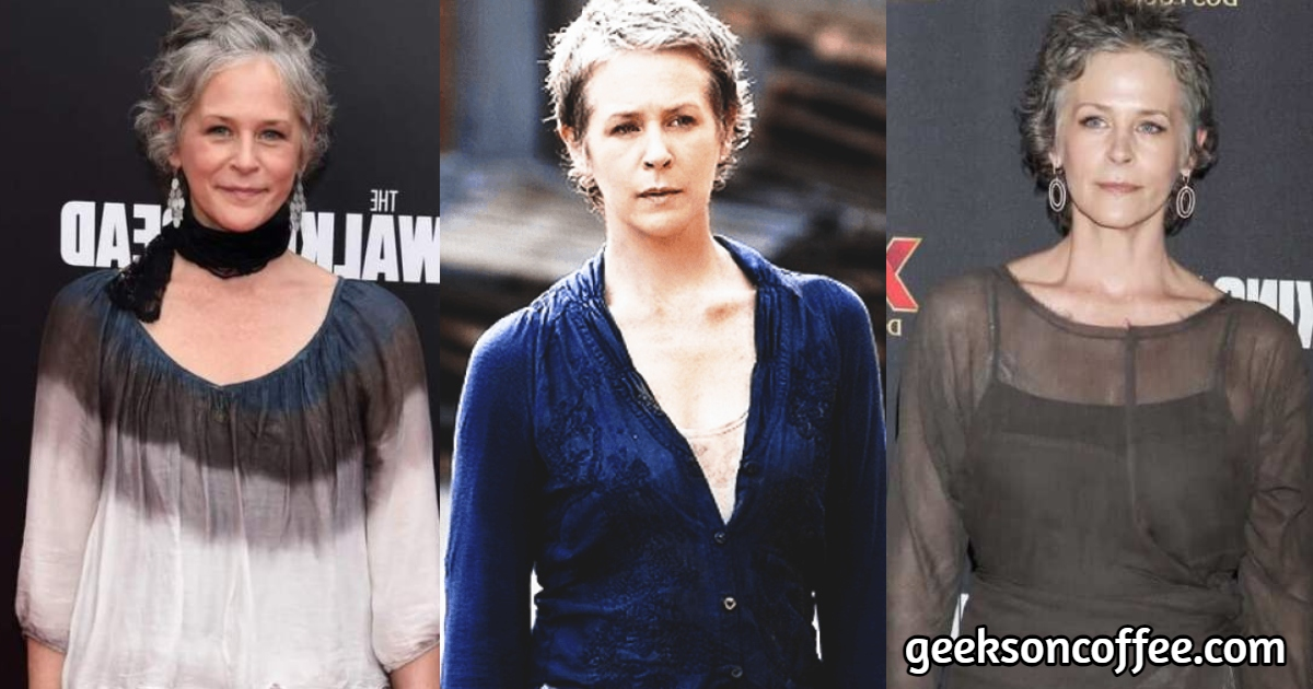 51 Melissa McBride Hot Pictures Can Make You Fall In Love With Her In An Instant