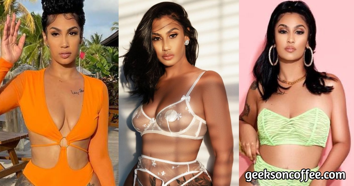 51 Queen Naija Hot Pictures Can Make You Fall In Love With Her In An Instant