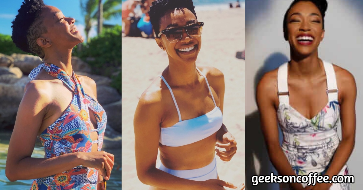 51 Sonequa Martin-Green Hot Pictures Will Keep You Staring At Her All Day Long