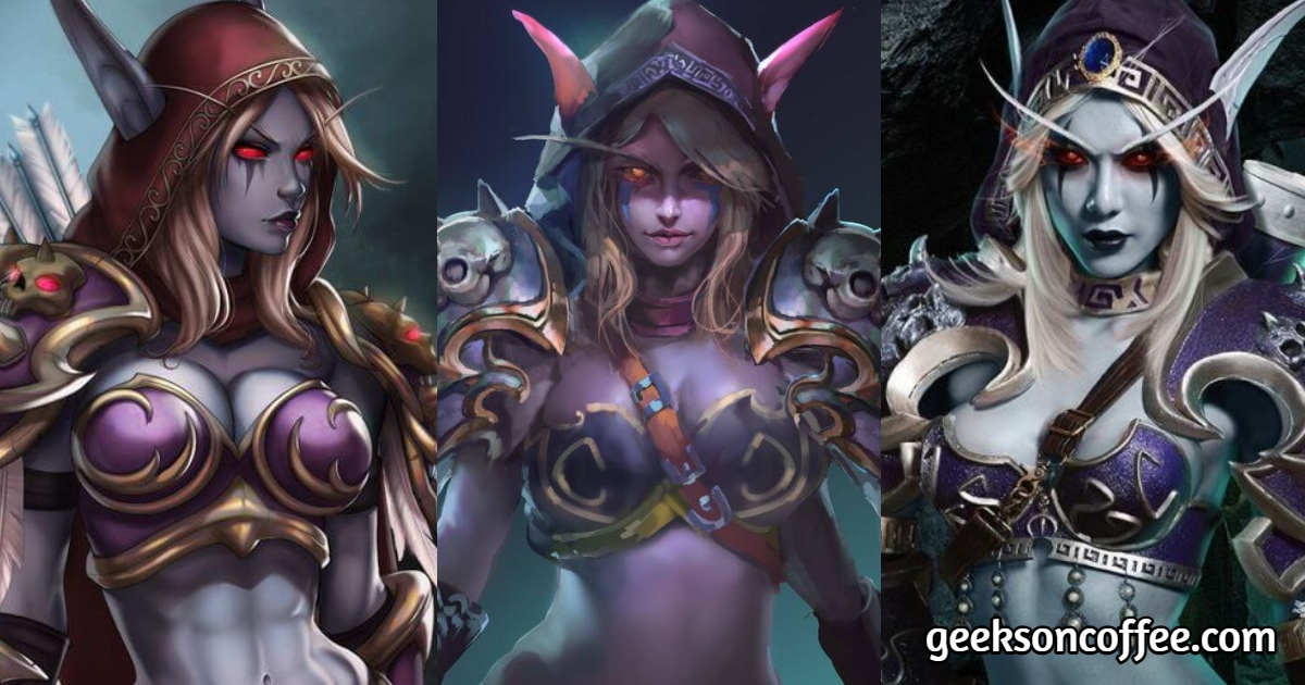 51 Sylvanas Windrunner Hot Pictures Are Gorgeously Attractive
