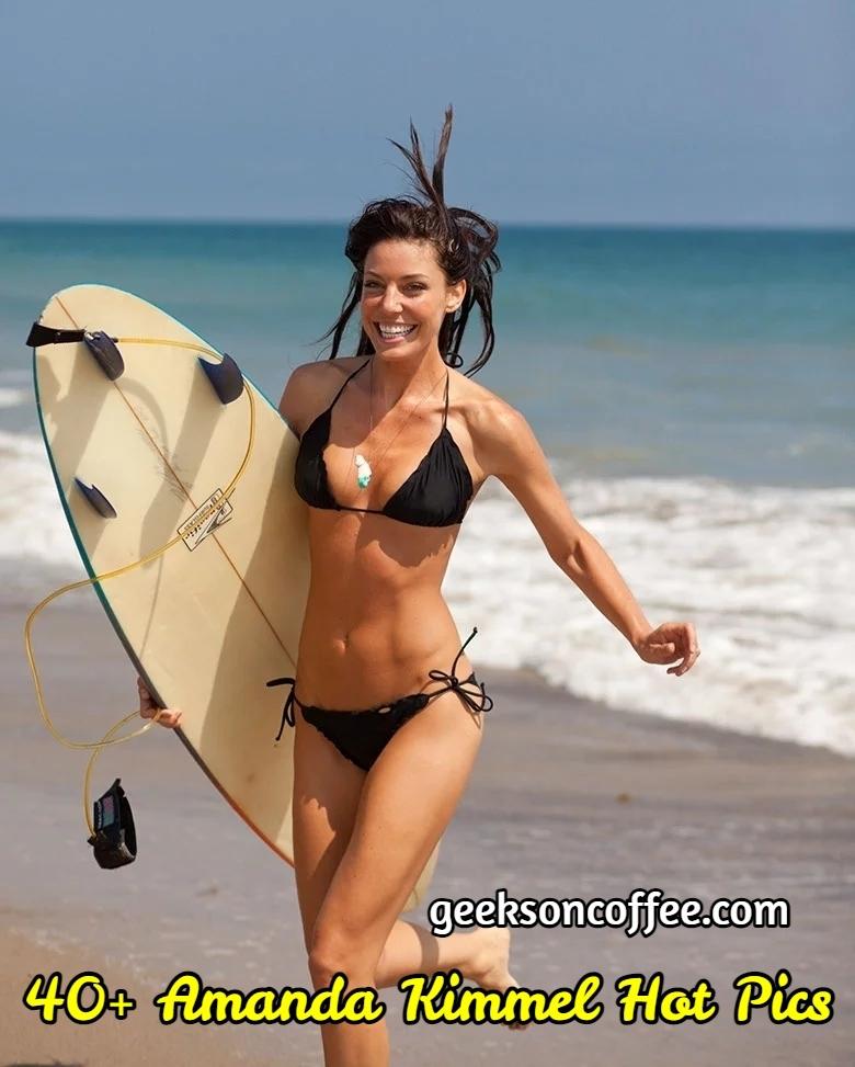 Amanda Kimmel Hot Pics