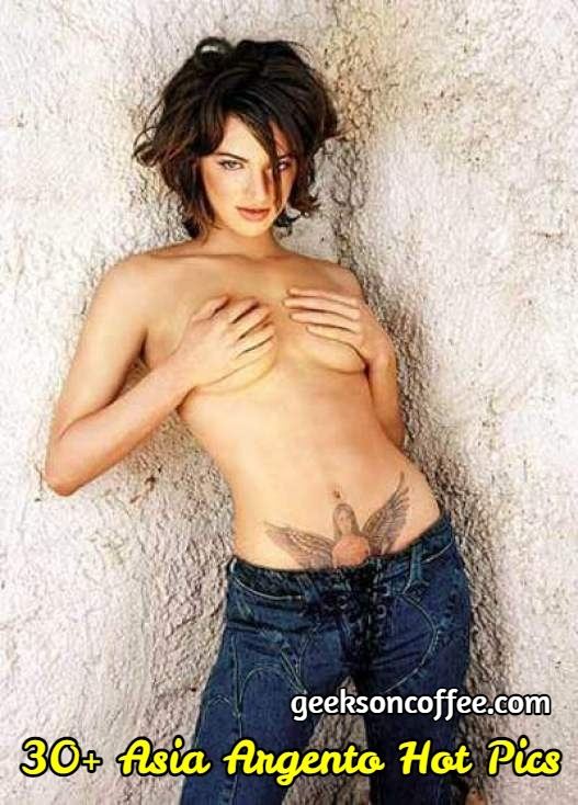 Asia Argento Hot Pics