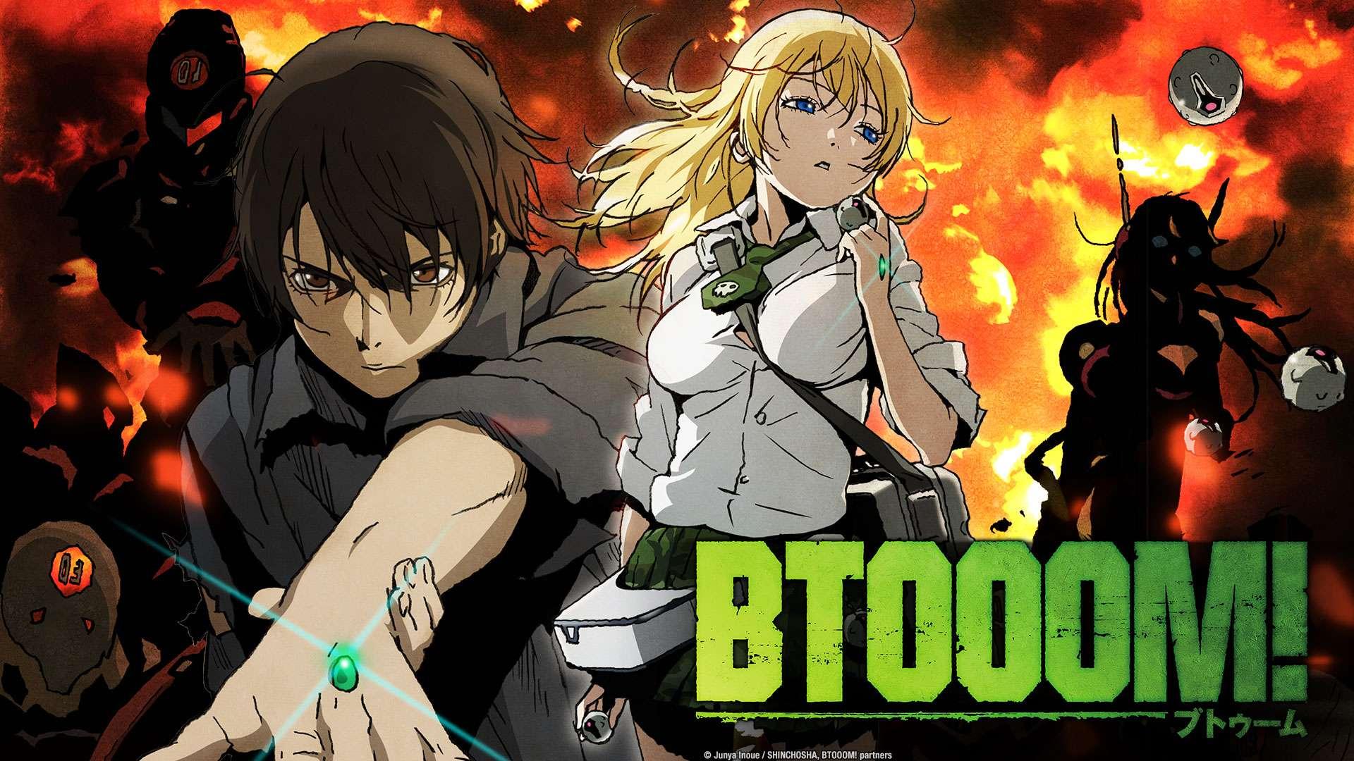 BTOOOM! -2012