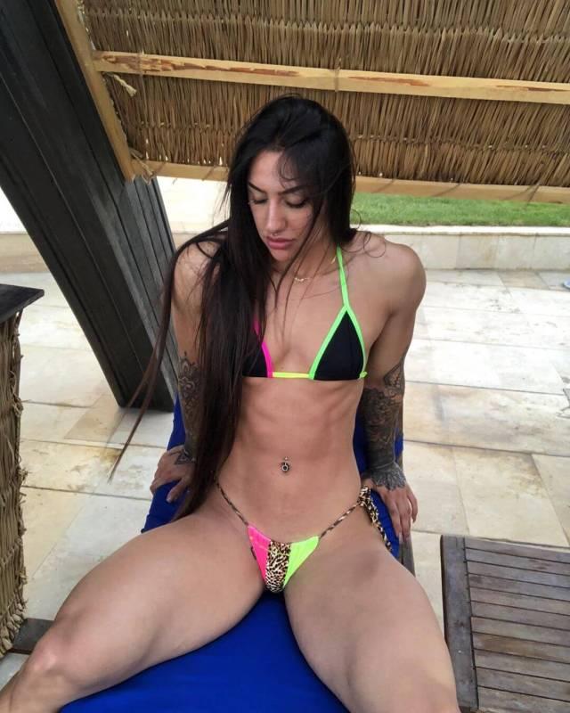 Bakhar Nabieva bikini pics
