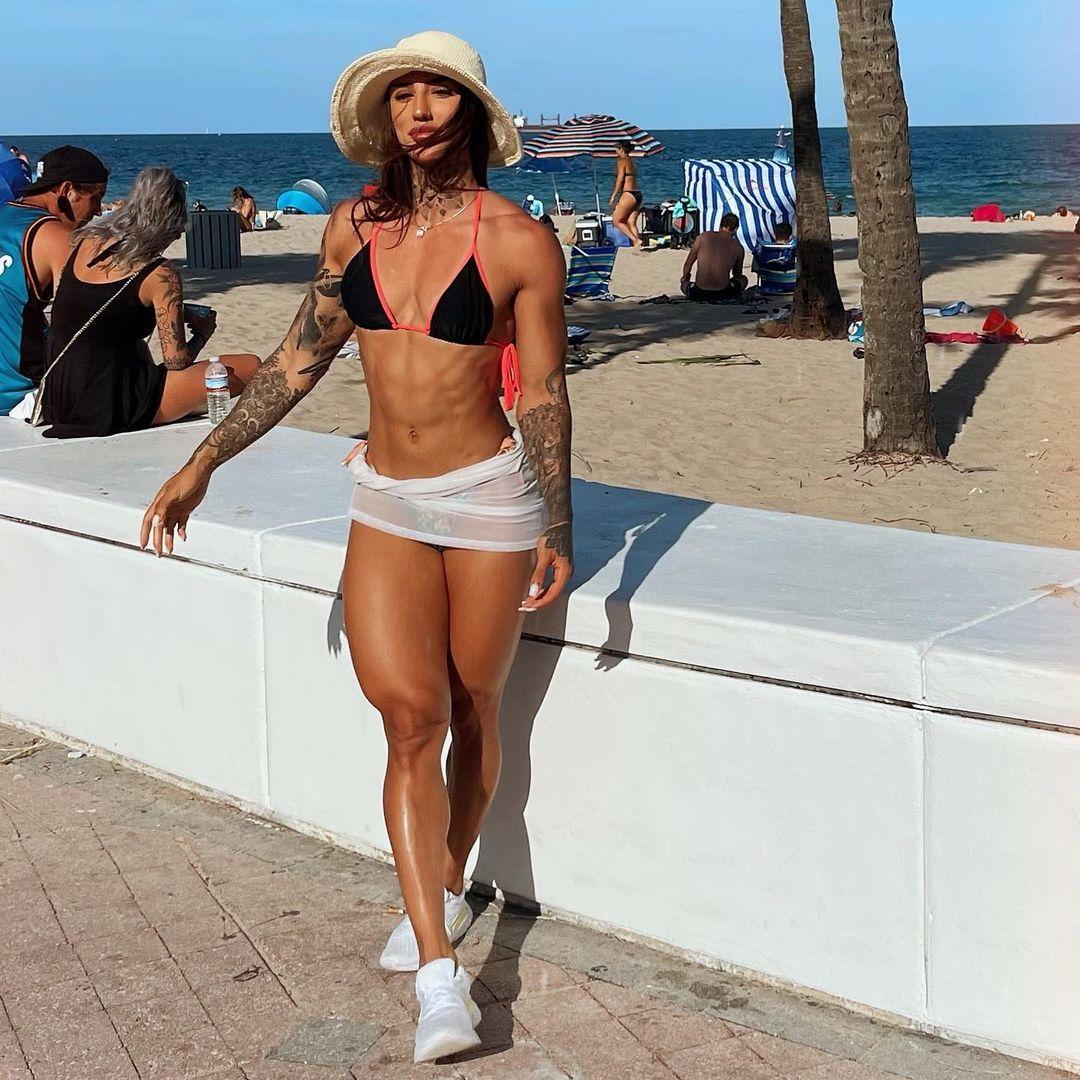 Bakhar Nabieva sexy looks
