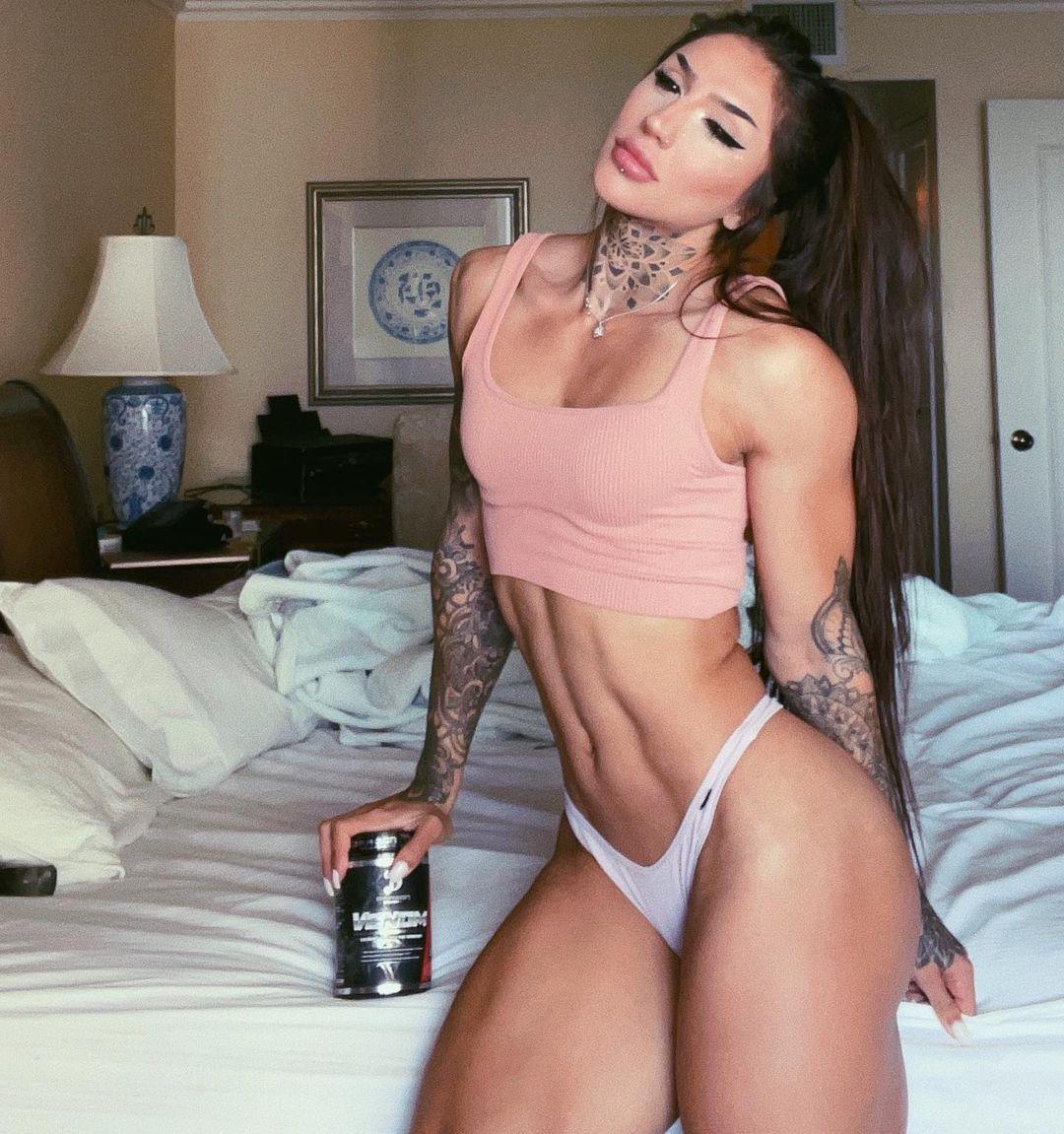 Bakhar Nabieva tits