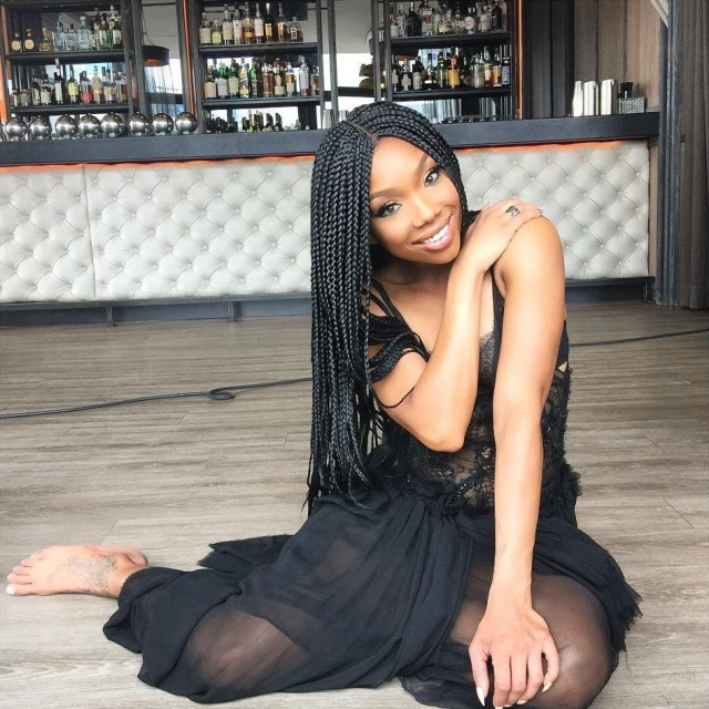 Brandy Norwood hot pictures