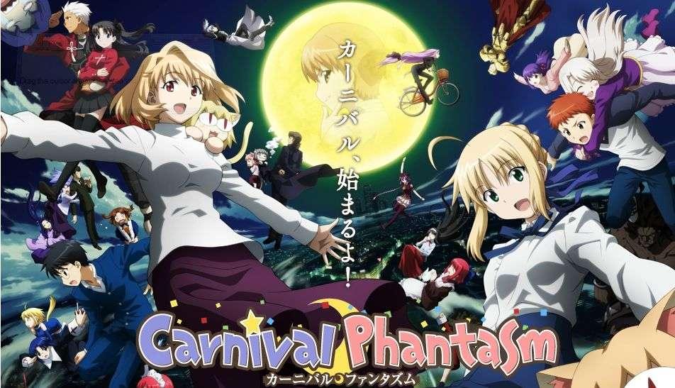 Carnival Phantasm (2011)