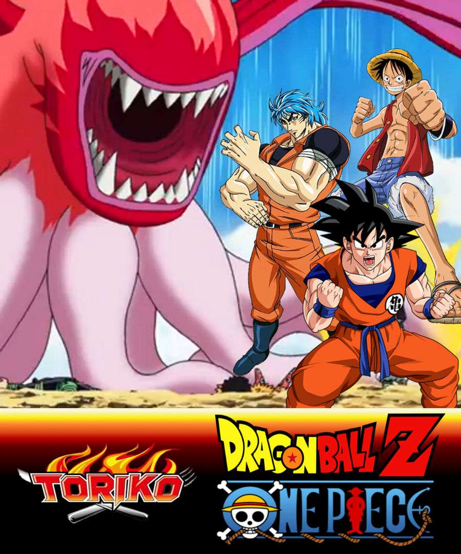 Dream 9 Toriko & One Piece & Dragon Ball Z Super Collaboration Special (2013)