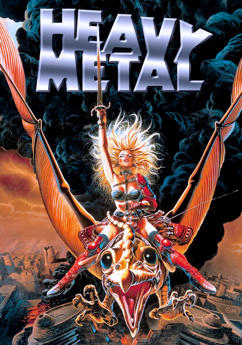 Heavy Metal (1981)