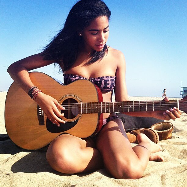 Herizen Guardiola sexy pictures