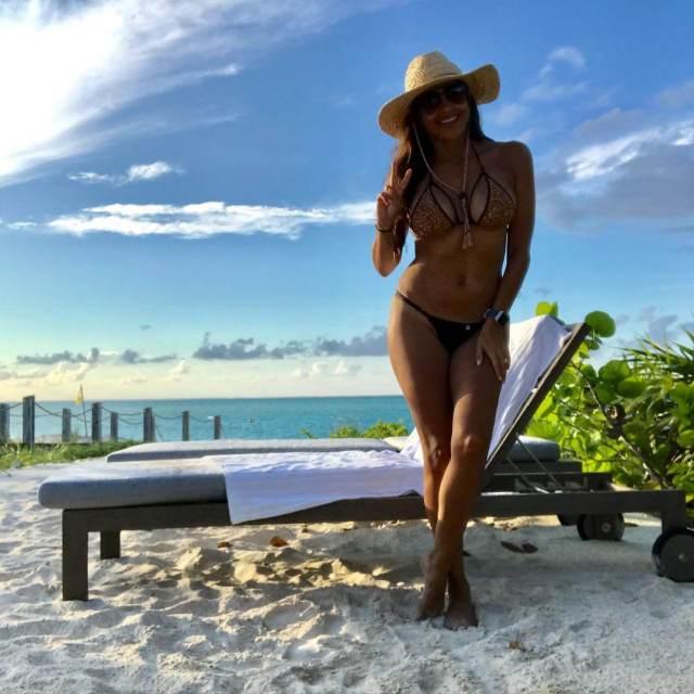 Jessie Camacho bikini pics