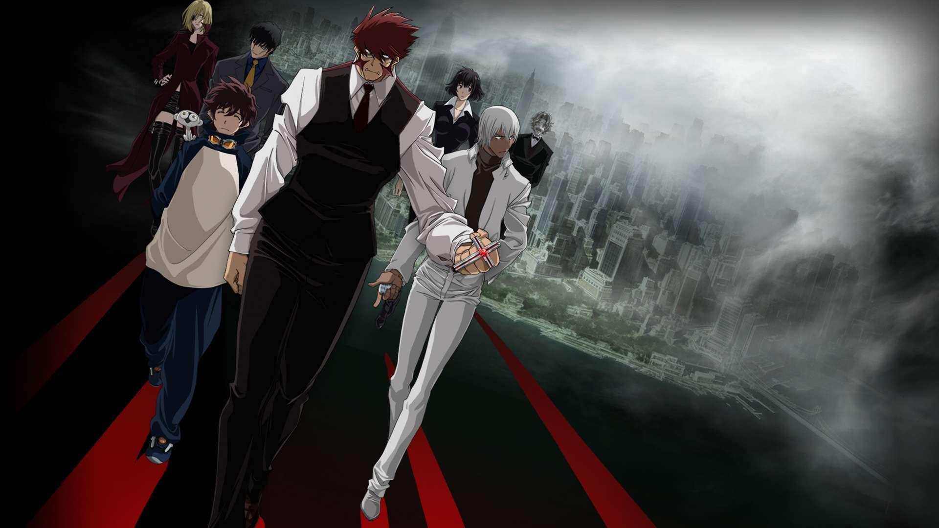 Kekkai Sensen Blood Blockade Battlefront - 2014
