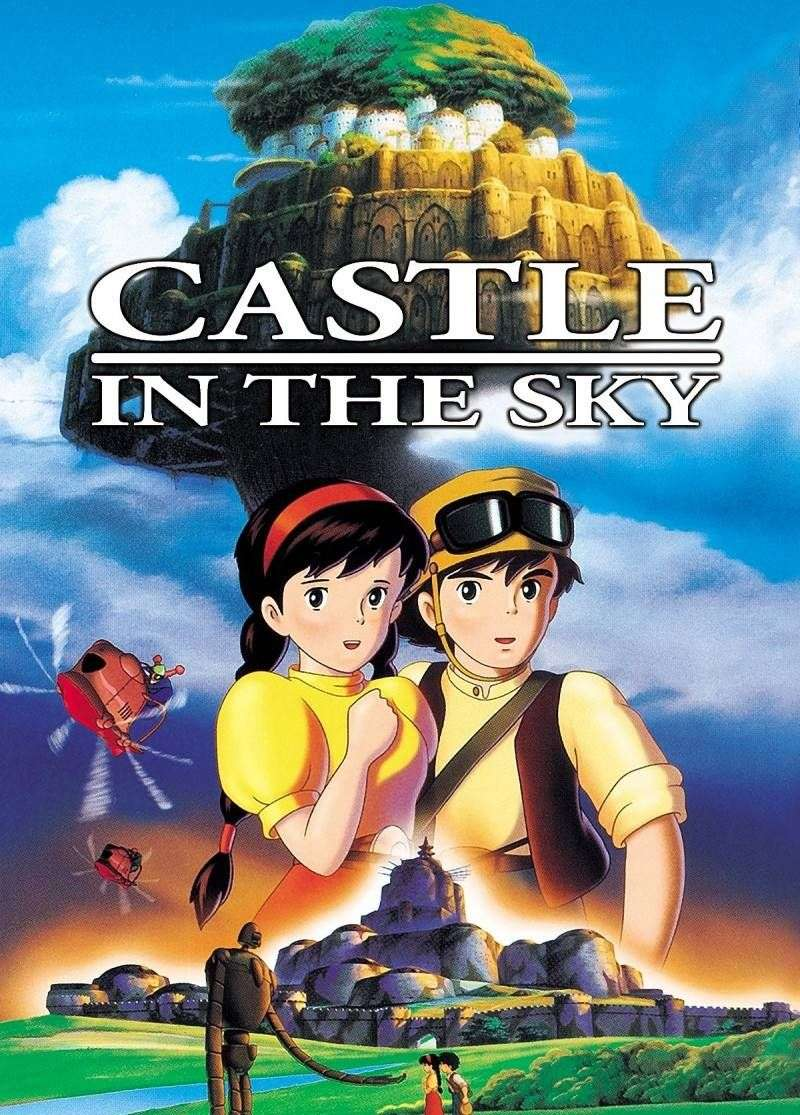 Laputa Castle In The Sky (1986)