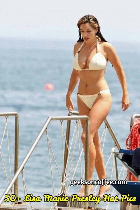 Lisa Marie Presley Hot Pics
