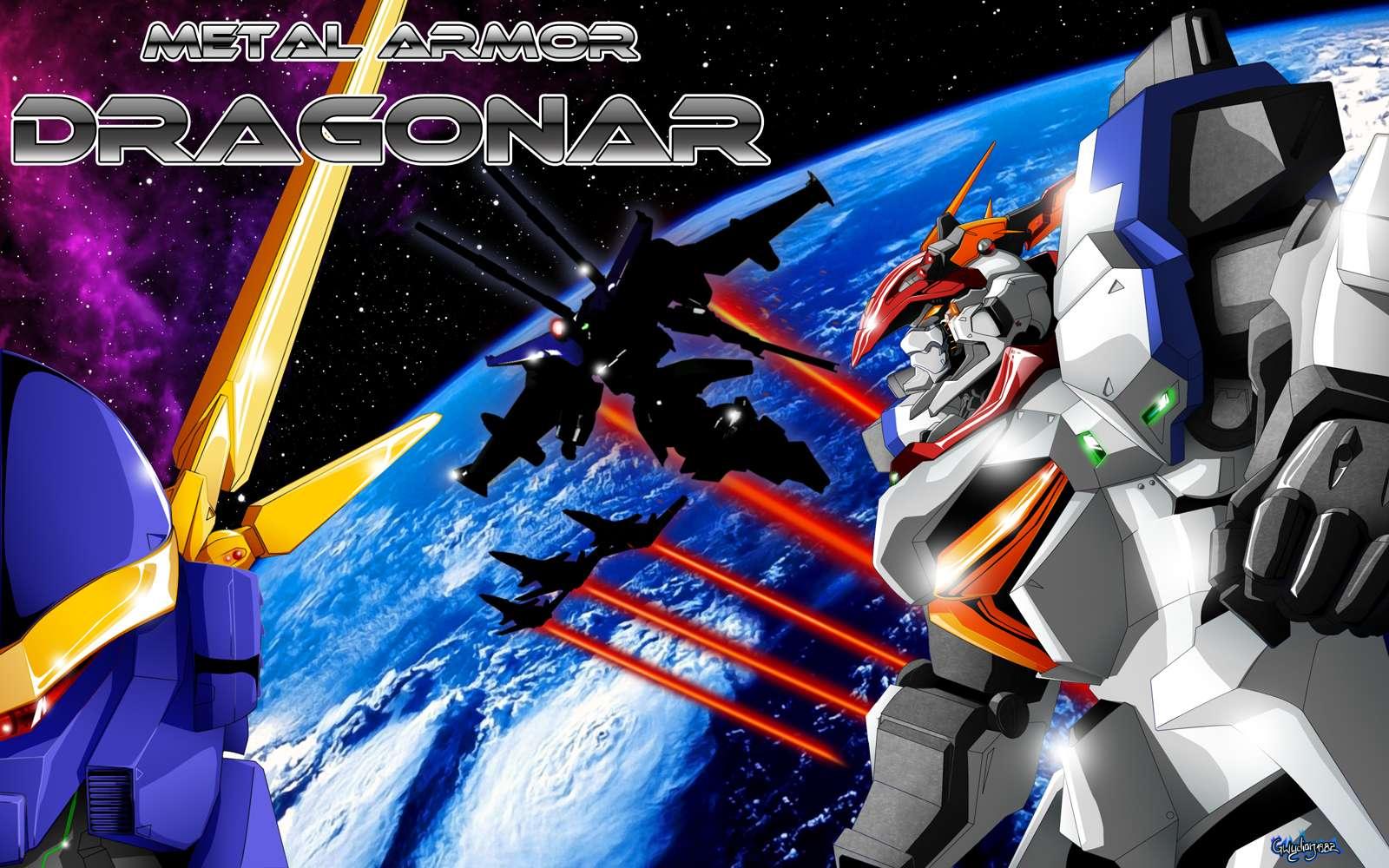 Metal Armor Dragonar - 1987