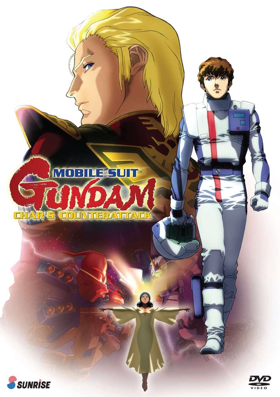 Mobile Suit Gundam Char's Counterattack (1988)