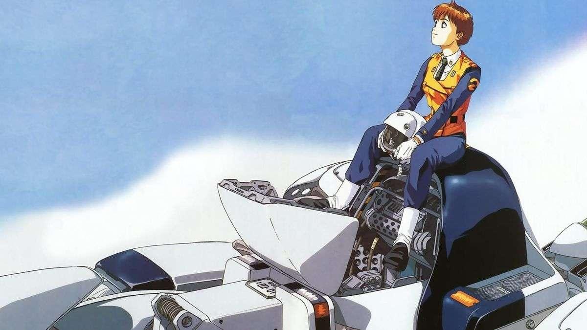 Patlabor The Movie - 1989