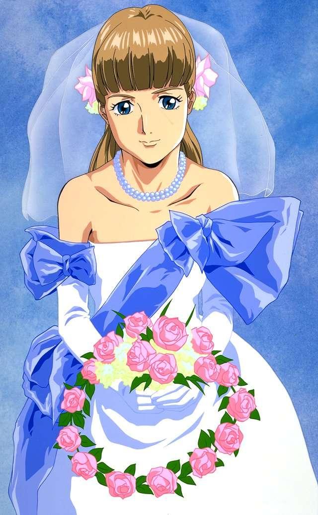 Relena Darlian from Mobile Suit Gundam Wing