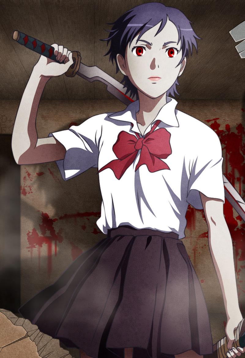 Saya Otonashi - Blood +