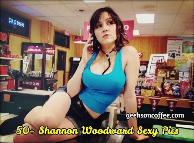 Shannon Woodward Sexy Pics