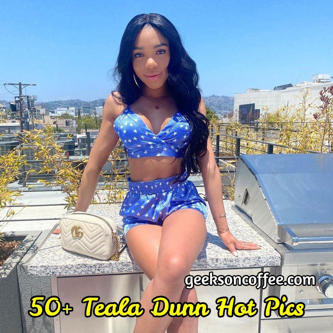 Teala Dunn Hot Pics