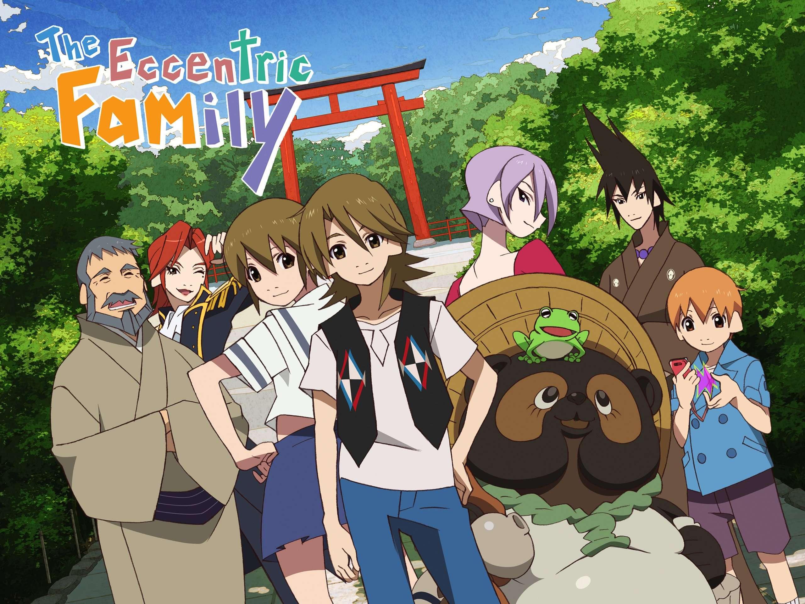 The Eccentric Family - 2013