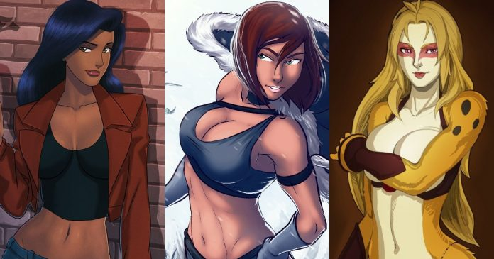 Top 11 Most Badass Female Animated Characters