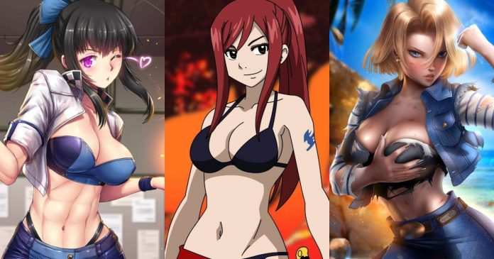 Top 14 Most Badass Female Anime Characters Of All Time