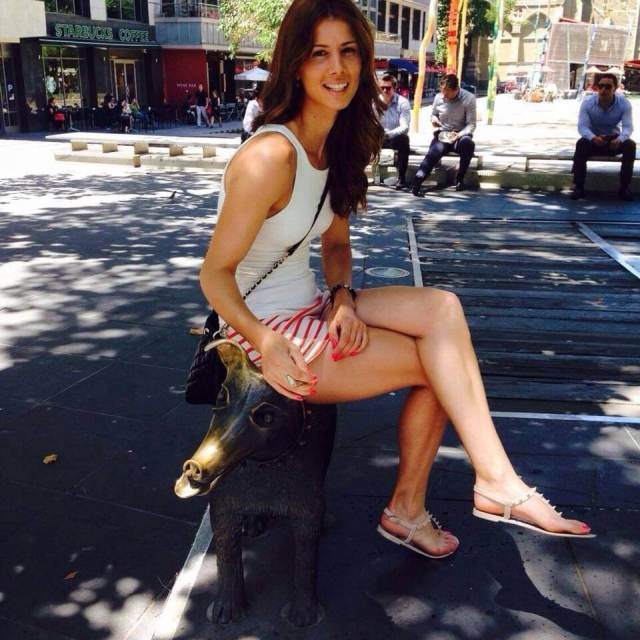 Tsvetana Pironkova sexy thigh pics