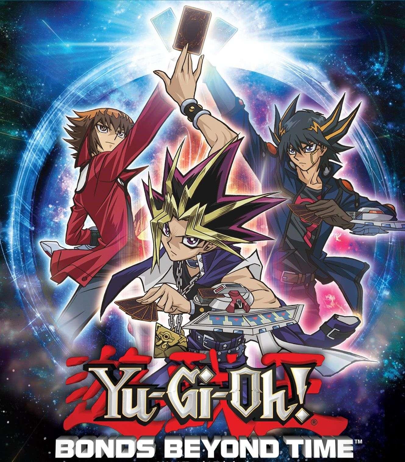 Yu-Gi-Oh! Bonds Beyond Time (2010)
