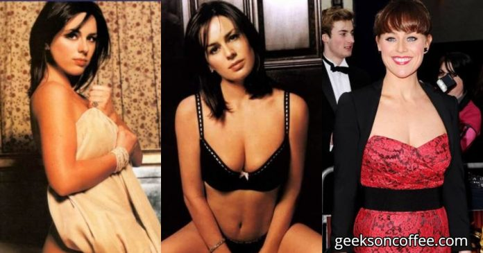 51 Jill Halfpenny Hot Pictures Can Make You Fall In Love With Her In An Instant