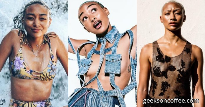 51 Tati Gabrielle Hot Pictures Can Make You Fall In Love With Her In An Instant