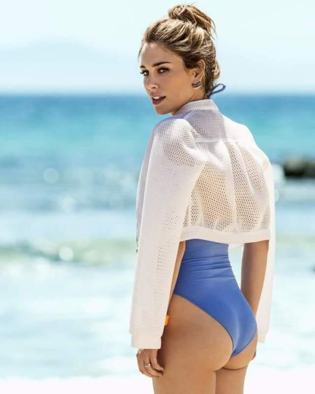 Blanca Suárez booty pics