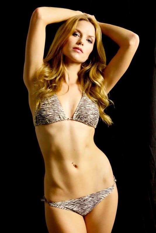 Ellen Hollman bikini pics