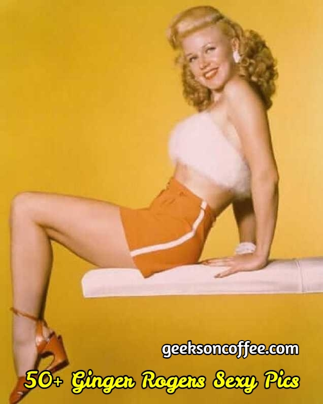 Ginger Rogers Sexy Pics