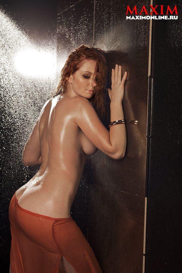 Lena Katina topless