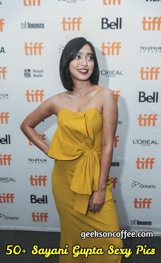 Sayani Gupta Sexy Pics