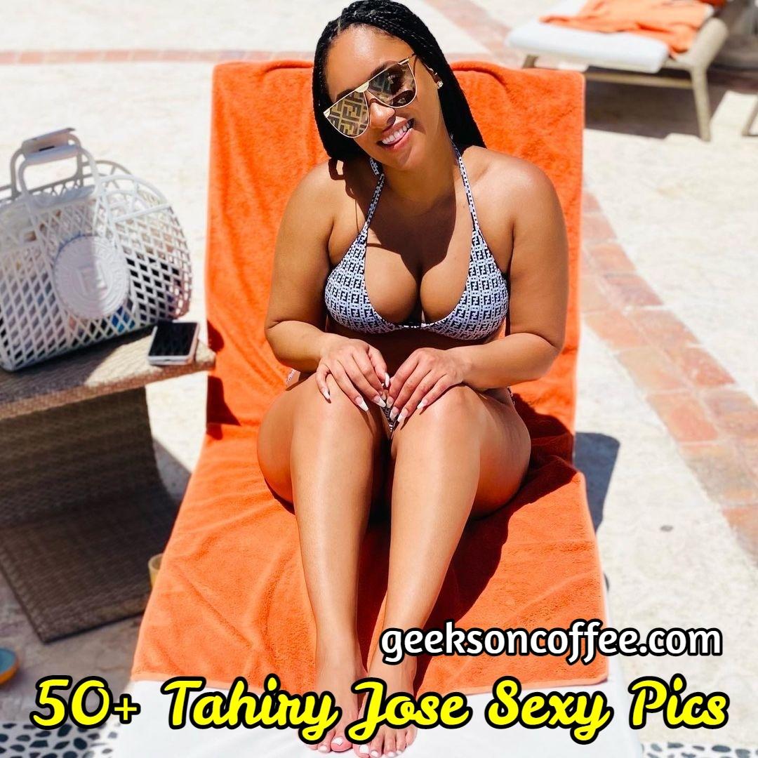 Tahiry Jose Sexy Pics