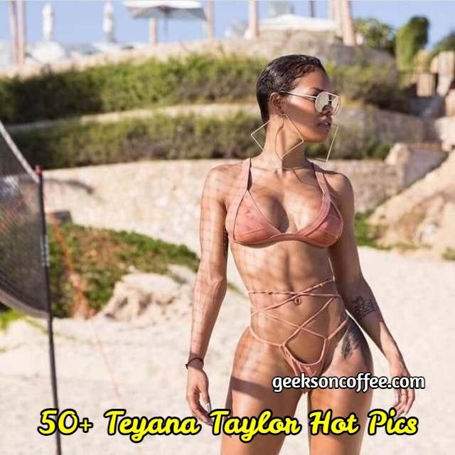 Teyana Taylor Hot Pics