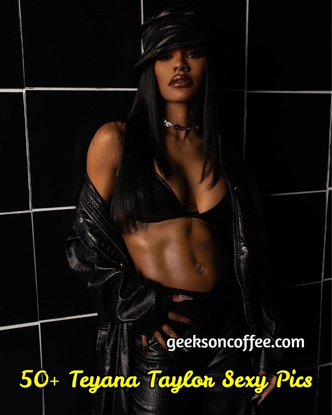 Teyana Taylor Sexy Pics