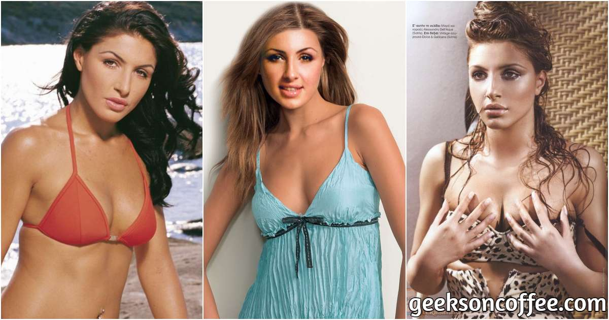51 Helena Paparizou Hot Pictures Show Off Her Voluptuous Body