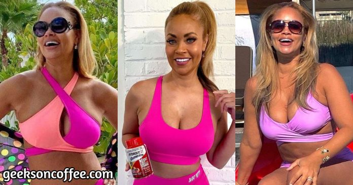 51 Hottest Gizelle Bryant Pictures You Just Can't Lay Your Eyes Off