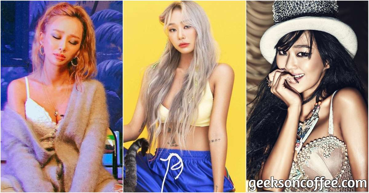 51 Hottest Hyorin Pictures Can Make You Fall For Her Glamorous Looks